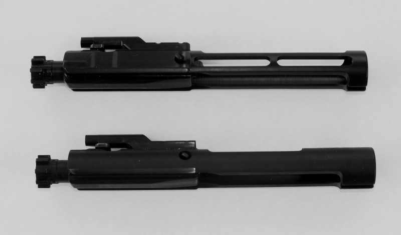 Areas but weighs over 25 percent less than a standard colt carrier