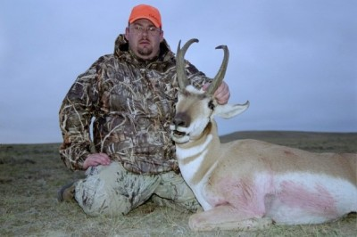 Pronghorn hunts, such as the author's Wyoming excursion, are great options for the DIY hunter.
