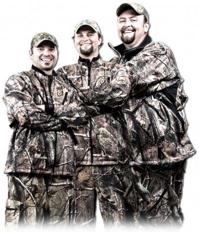 Michael, Nick, and T-Bone will be putting all of their squirrel hunting techniques to good use. My money is on them!