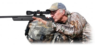 Jackie Bushman and the Buckmasters crew have long used Gamo products and will be filming the entire hunt.