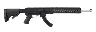 ATI's AR-22 Stock System for the Ruger 10/22 is available now.