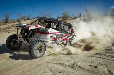 Racing without his brother Jason, Derek Murray and the rest of the team drove the Can-Am / ITP / Murray Racing Maverick MAX 1000R X rs to second in Class 19 of the 2014 Tecate SCORE San Felipe 250 over the weekend in Mexico.