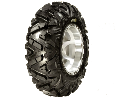 GBC's Dirt Tamer is another all-around tire. Notice the sidewalls. Aggressive sidewall tread will help get you out of a lot of bad situations. Image courtesy GBC.