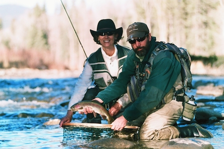 Sportsman s paradise for hunting fishing in gunnison for Crested butte fishing