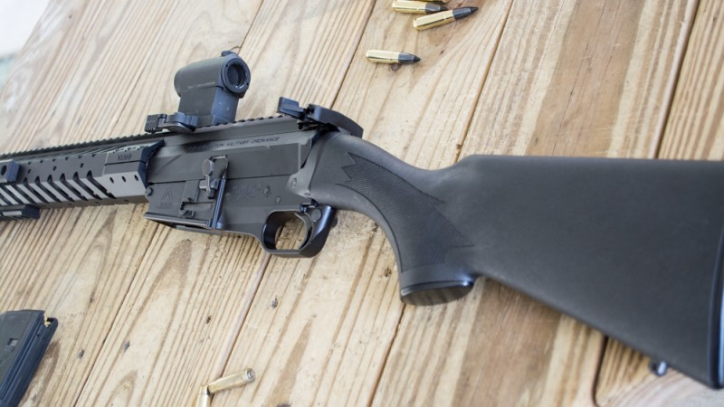 The ARES SCR Sport Configurable Rifle