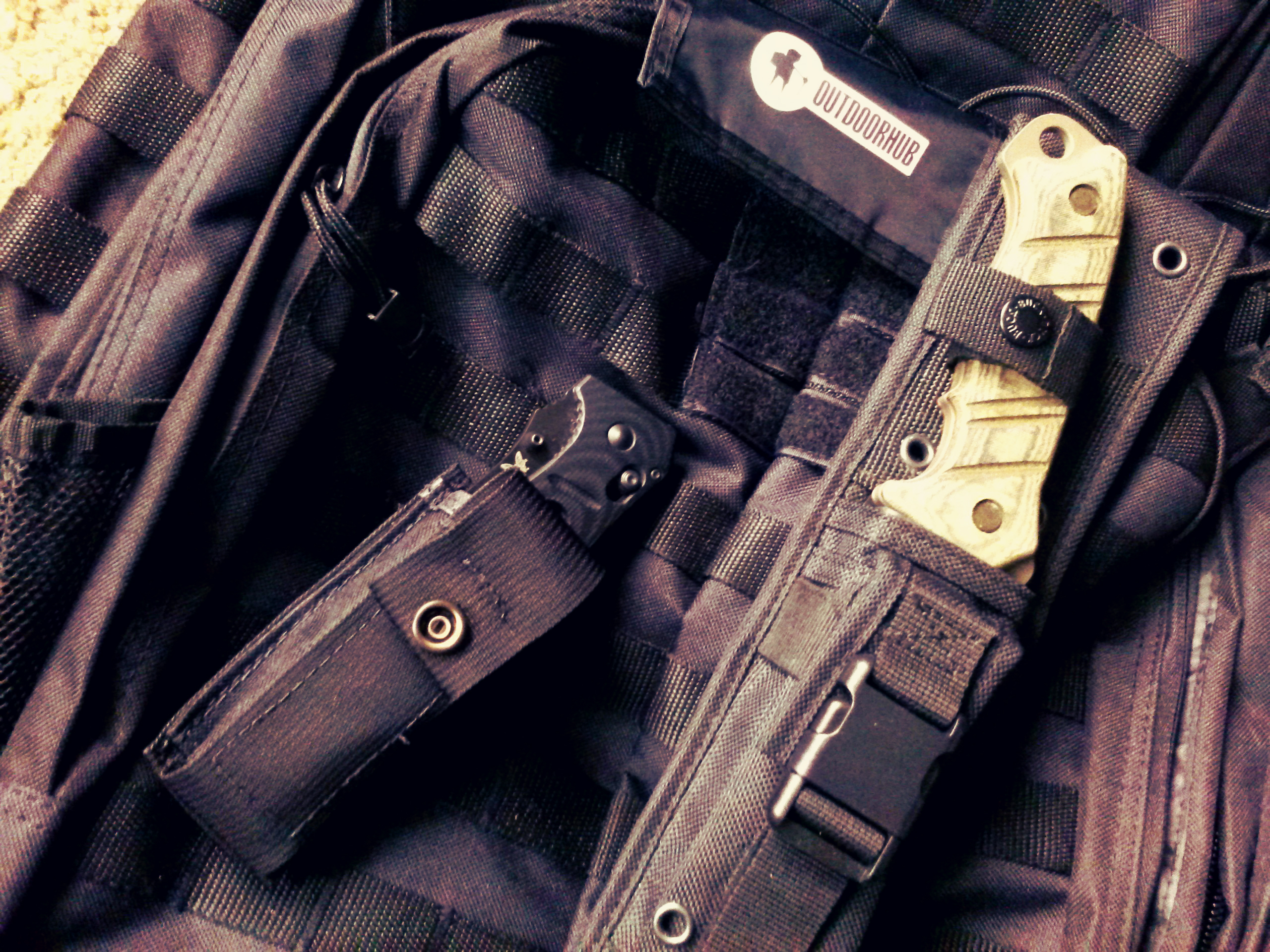 Review: Benchmade Adamas 275 Hard Use Folding Knife - OutdoorHub