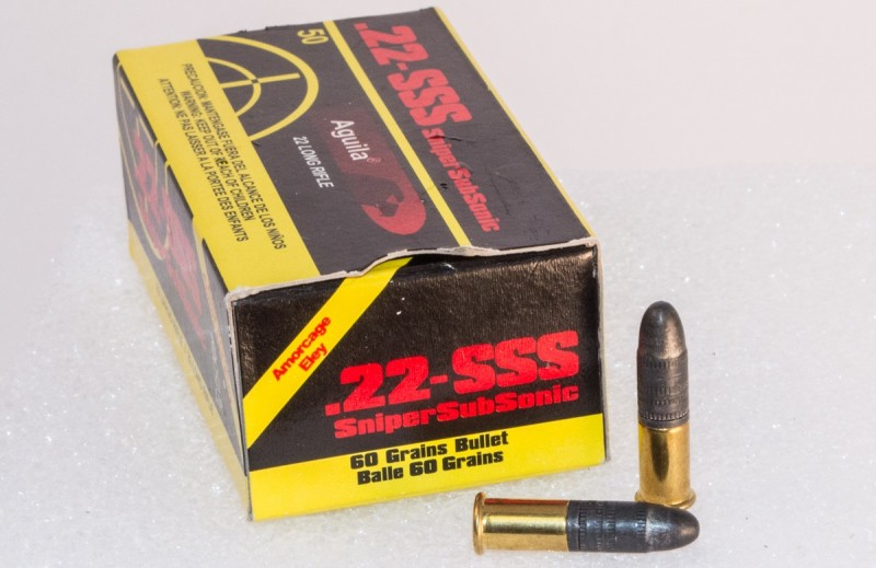 If you want quiet, try the Aguila SSS Sniper Subsonic ammo. It looks goofy, but was silent and reliable in the two guns tested.