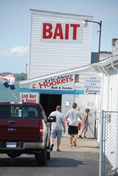 When rod and reel and line and lure sales dried up due to the cut-rate prices offered by businesses able to buy their tackle by the truckload and pass the bulk-load discount along to local anglers, the bait shops went bust.