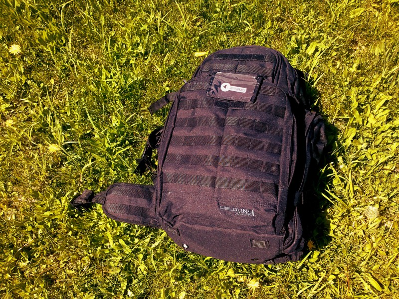Daypack does not include OutdoorHub gear.