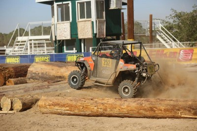 The No. 252 of Chris Willing finished second in the SxS 850 class at round five of WORCS in Southern California. Willing ran Black Water Evolution tires on his Polaris SxS.