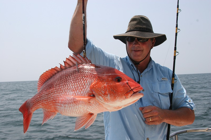 Alabama red snapper fishing limited by noaa outdoorhub for Red snapper fishing