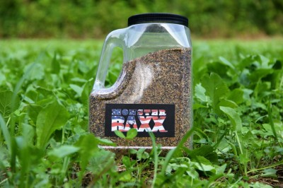 Commercial seed mixtures like Monster Raxx seeds are the best way to get the right seeds in the ground in the right ratios. It's a lot better than trying to mix seeds yourself and not much more expensive.