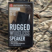 The Buckshot Wireless Speaker.