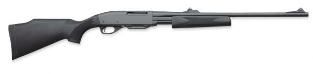 The pump-action Remington 7600. Image courtesy Remington.