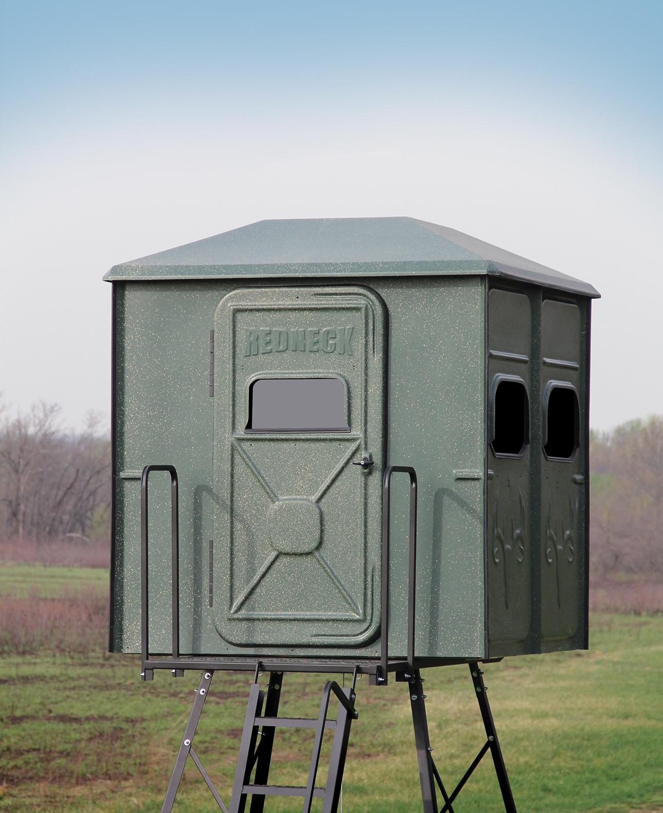 Redneck Outdoors Adds Redneck Magnum 6x6 Blind To Line Up
