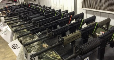 Not a single one of these rifles came equipped with a grenade launcher.