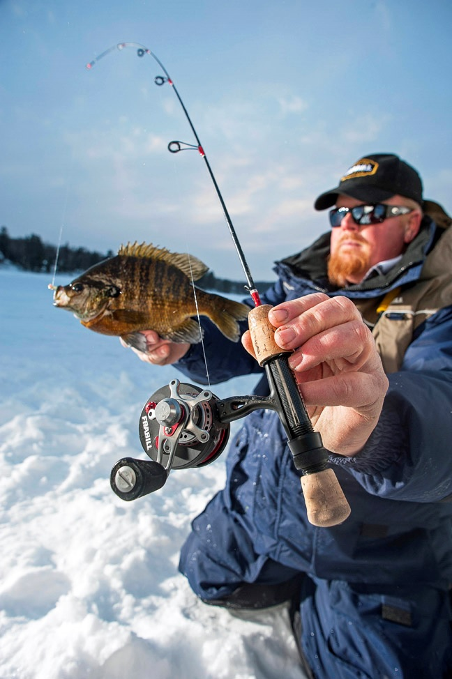 Frabill Introduces Solid Lineup Of New Ice-Fishing