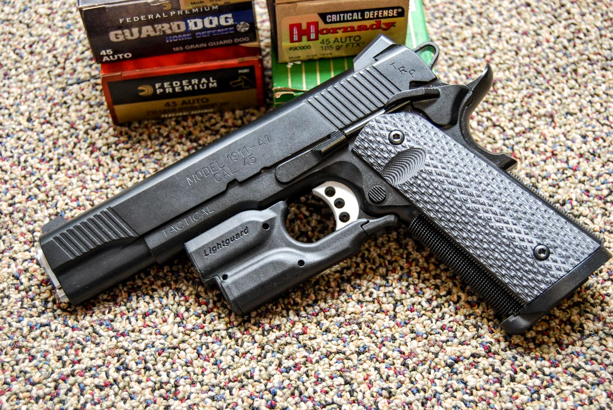 What Makes A 1911 A 1911 Outdoorhub