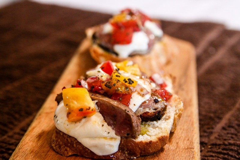 This duck bruschetta recipe has it all—read on to learn how to make it yourself.