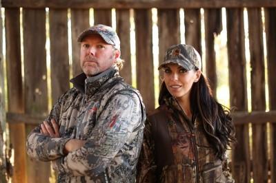 Daniel Lee and Julie McQueen.