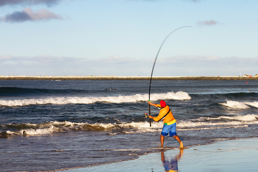 Ten Tips for Successful Surf Fishing