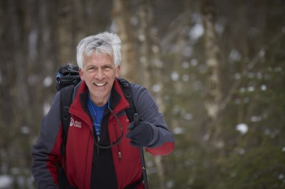 Appalachian Mountain Club Senior VP Walter Graff.