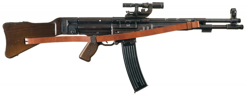 Before there was the StG 44, there was the Mkb 42.