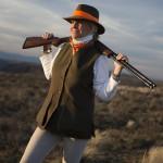 Elizabeth Lanier, professional shooting instructor, GRITS founder, and shotgunner extraordinaire.