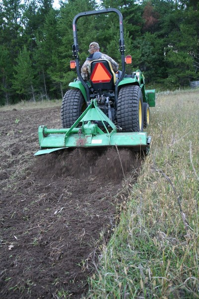 If you have limited space to plant food plots, you may consider planting one variety for spring and summer, then plow it up and plant another that's best for the fall hunting season.