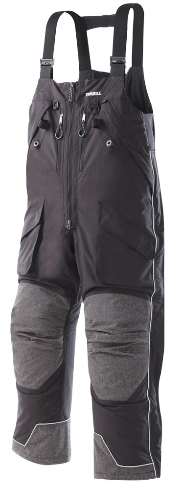 Frabill engineers the preeminent 1 5 ice suit emphasizes for Waterproof fishing bibs