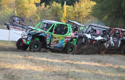 : Zac Zakowski won three total classes (and took over the UTV Open class points lead) at the Iowa ATV Hare Scramble Series race this past weekend in Iowa.