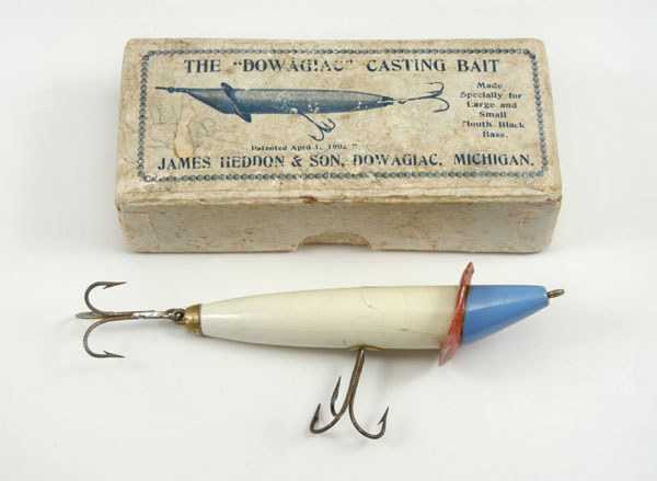 The 5 most expensive antique lures in existence outdoorhub for Most expensive fishing lure