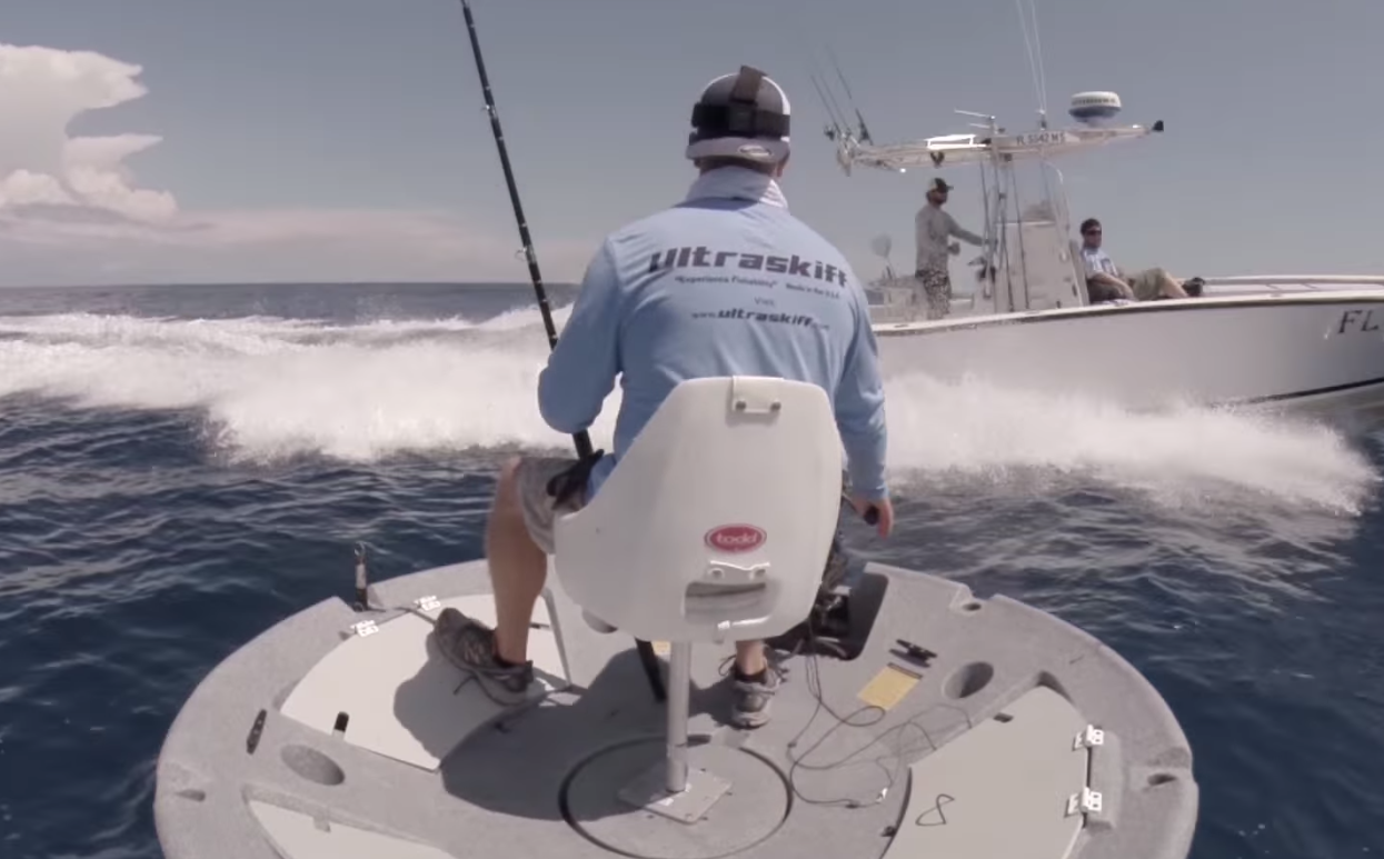 Every Fisherman Needs the Ultraskiff 360 for the Ultimate ...