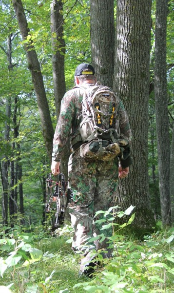 Heading into the woods without the right gear can mean a short day when a long day is needed. A few things can make all the difference.