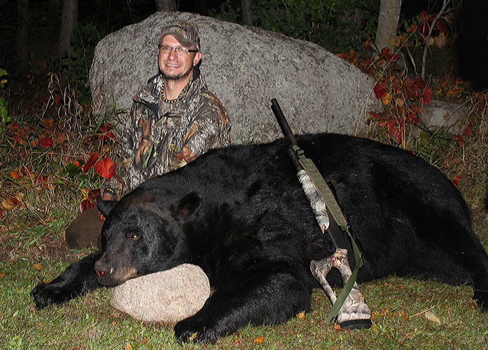 Charades And A 12 Gauge One Wisconsin Hunter S 780 Pound