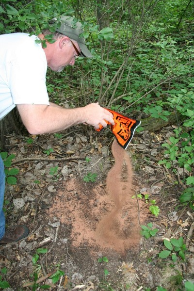 Using trail cameras over mineral licks is one of the best ways to inventory bucks on a small property and keep them there longer.