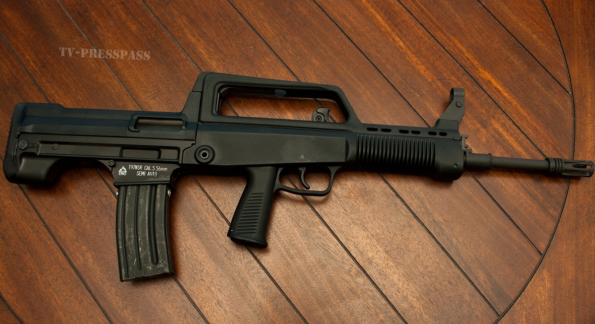 8 Canada exclusive Firearms You Won't Find Stateside
