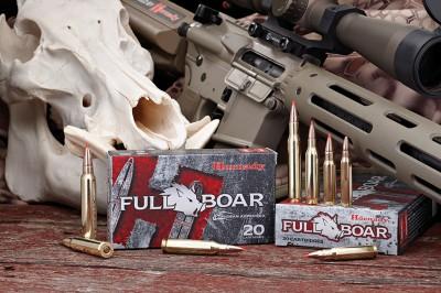Full Boar Ammunition