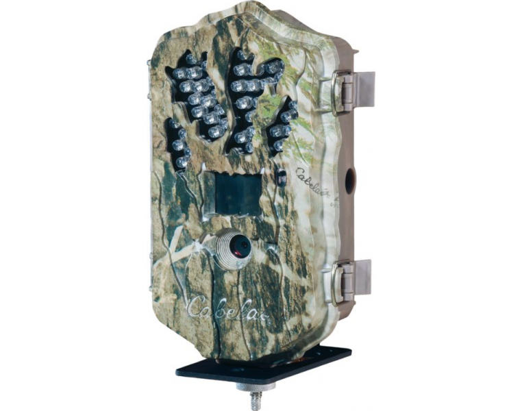 The Cabela's Outfitter Series 8MP IR Trail Camera.