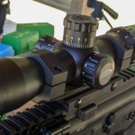 You won't see a lot of zombie features on this Weaver Kaspa-Z, but you will get a great deal on a general-purpose AR optic. Image by Tom McHale.