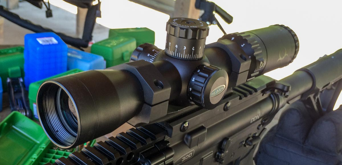 4 Outstanding AR-15 Scopes That Cost Less Than $400