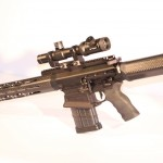One of Lancer Systems' new L30 rifles chambered in .308 Win/7.62 NATO.