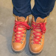 What else would my official Danner factory tour guides be wearing other than Danner Mountain Cascade boots?