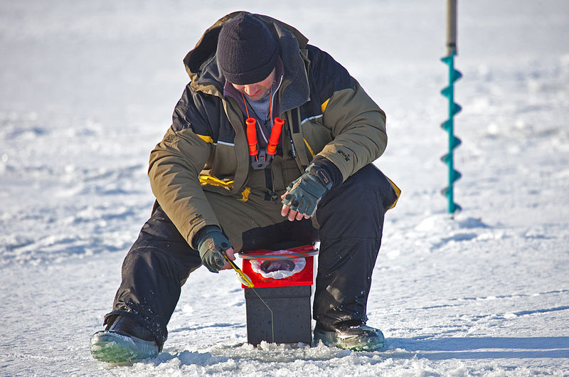 5 of the most exotic and dangerous places to ice fish for How to ice fish