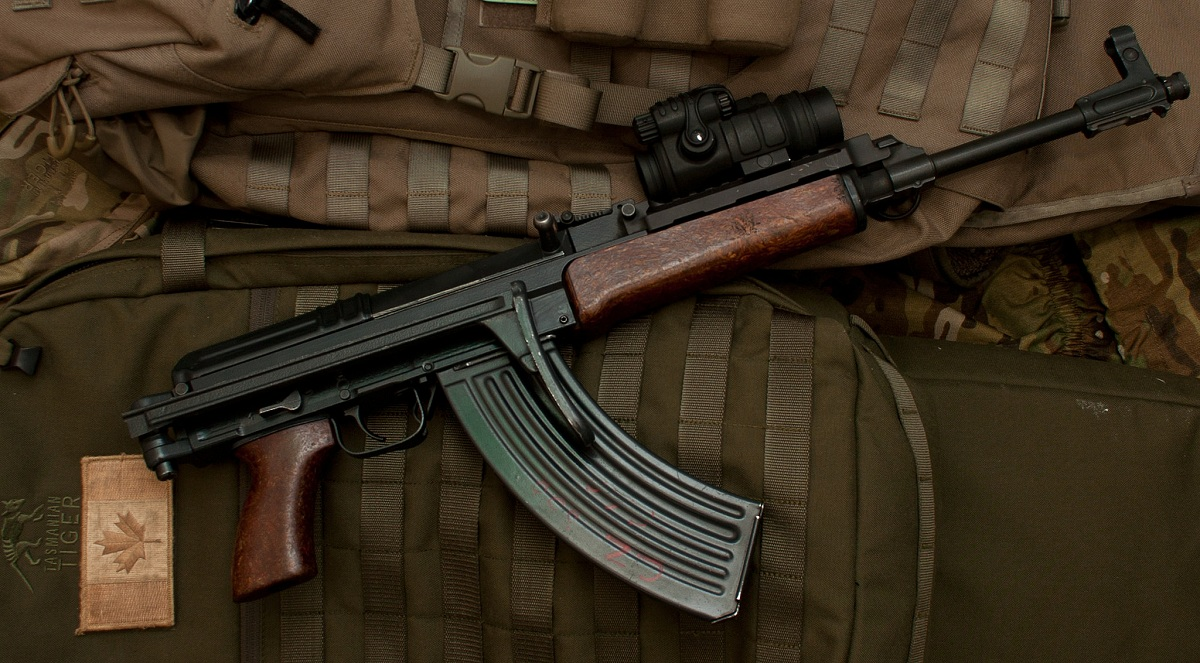 The czech vz 58 rifle the kalashnikovs superior cousin outdoorhub pooptronica Images