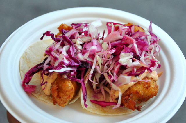Whether fried or pan-seared, Asian carp can be an excellent choice for fish tacos.