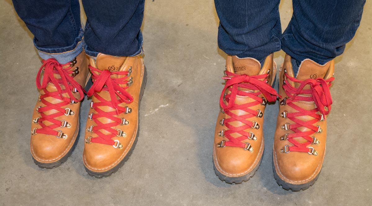 Photos: The Making of an All-American Boot with Danner | OutdoorHub