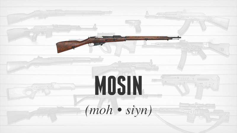 Mosin