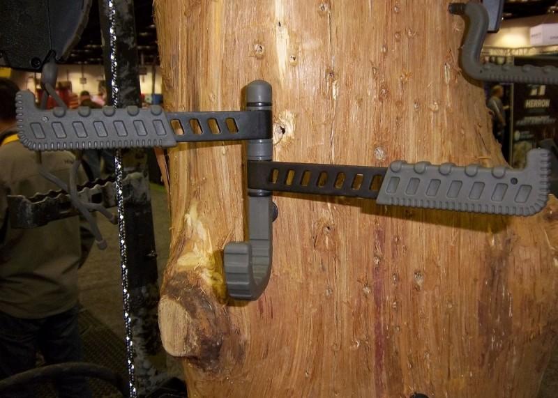 Hawk's Gear Holder. Image by Bernie Barringer.
