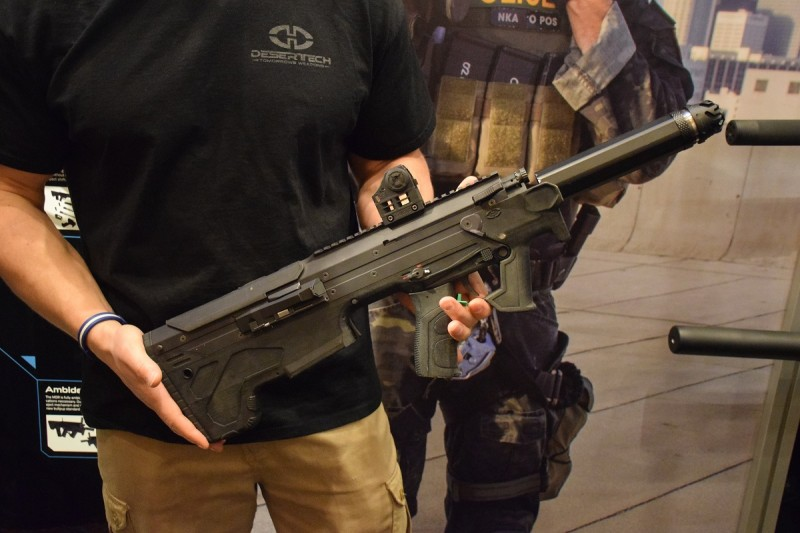 The MDR-C with an OSS suppressor.
